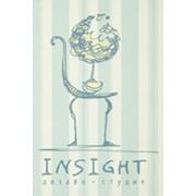 Логотип компании Дизайн студия InSight, ООО (Москва)