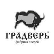 Логотип компании Фабрика дверей Градверь, ООО (Рязань)