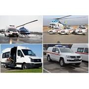 Служба перевозки лежачих больных