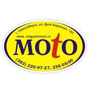 Логотип компании Магазин МОТО (Новосибирск)