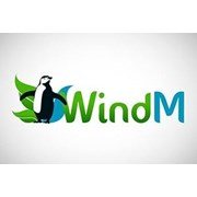 Логотип компании ВиндМ (Алматы)