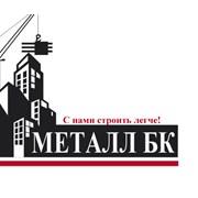 Логотип компании Металл БК (Минск)