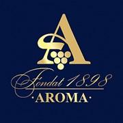 Логотип компании AROMA (Кишинев)