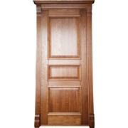 Двери из массива сосны и дуба