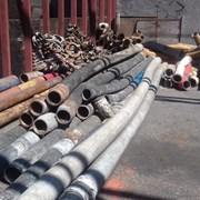 Продам шланг бетоноподающий б/у. фото
