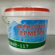 Герметик АКЦЕНТ 117 фото