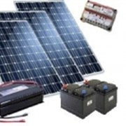 солнечные электростанции фото