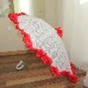 Свадебные зонты фото