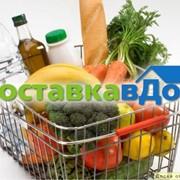 "Служба доставки""Продукты на дом"" фото"
