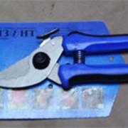 Секатор 190 мм зубчатый с никелевым покрытием С-41-8н фото