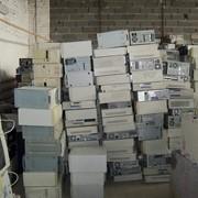 Утилизация оргтехники электроники