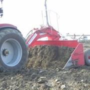 Лазерный планировщик почвы Rossetto LGLS фото