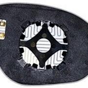Элемент зеркальный левый асферический с обогревом NISSAN Juke 10- L.Asf.Crom.12V фото