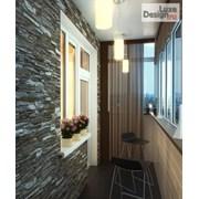 отделка и утепление балконов и лоджий фото