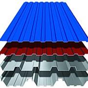 Профнастил полимер 0.45 СП20 1,15 2м ПЭ RAL5005 сигнально-синий фото