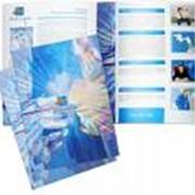 Поставка бумаги и картона для дизайна и полиграфии фото