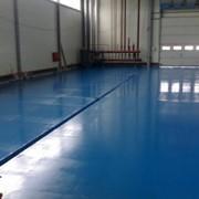 Полиуретановая эмаль для бетонных полов Полимерстоун-1 7кг фото