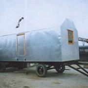 Домики вагончики (бытовки) фото