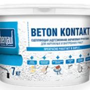 Грунтовка Бетон Контакт (Beton Kontakt) сцепляющая акриловая для наружных и внутренних работ 10л фото