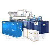 Когенерационная установка TEDOM Cento T160 (природный газ / биогаз) фото