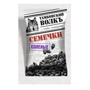 Семечки жаренные соленыеТамбовский волк 90 гр фото