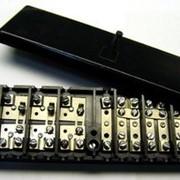 Коробка (колодка) испытательная переходная фото