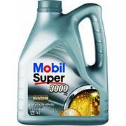 Моторное масло Mobil 5W40 Super 3000 X1 4л фото