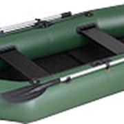Надувная гребная лодка Kolibri К-280CT Стандарт серия с увеличенным баллоном + слань-книжка фото