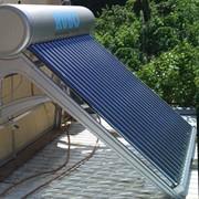 Солнечный водонагреватель 125 литров фото