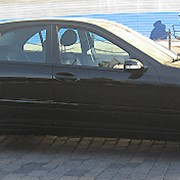 Аренда автомобиля Мерседес С класса фото