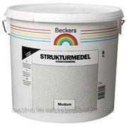 Beckers Beckers Strukturmedel порошок для структурной отделки (6 кг) Medium фотография