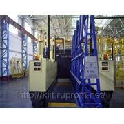 Транспортировщики стекольных пирамид HUBTEX Модель GTR от 8 до 33 тонн фото