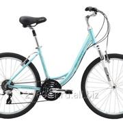 Велосипед Smart City Lady (2015) зеленый фото