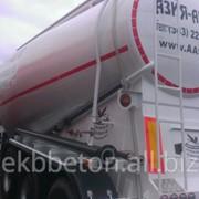 Цементовозы объемом 25 м3 - 50 м3 фото