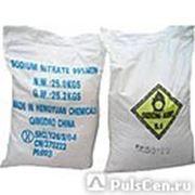 Нитрит натрия (Натрий азотистокислый техн.)