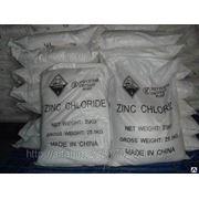 Цинк хлористый (цинк хлорид, хлорид цинка) фото