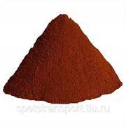 Пигмент железоокисный (оксид железа) фото