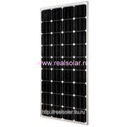 Солнечная батарея 150 Вт Ватт ФСМ-150 монокристаллическая фото