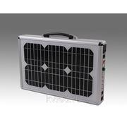Портативная солнечная система (электростанция) 15W Portable Solar Home System фото