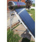 Солнечный водонагреватель СН 24-200 фото