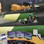 Комплексный тренажер летчика самолета Л-39 (серийный) фото