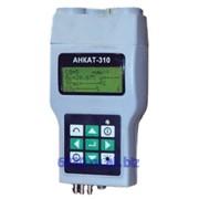 Переносной многокомпонентный газоанализатор оптимизации режимов горения АНКАТ-310 фото