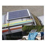 Солнечная батарея Exmork 230 ватт 24В Poly фото