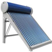 Солнечные водонагреватели без давления СВ 24-1800 фото