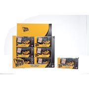 Погрузчик jcb + паллета с коробкой (826657) фото