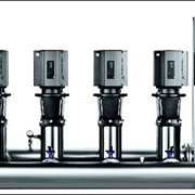 Насосная установка повышения давления Hydro MPC фото