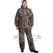 Костюм демисезонный Шторм, куртка, брюки, тк. Alova8000, синтепон, цв. КМФ фото