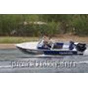 Моторная лодка Салют-480 фото