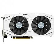 Видеокарта Asus PCI-E DUAL-GTX1060-O3G nVidia GeForce GTX 1060 3072Mb 192bit GDDR5 1594/8008 DVIx1/HDMIx2/DPx2/HDCP Ret фото