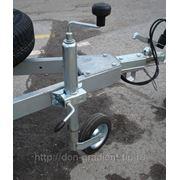 Опорное колесо для прицепа фото